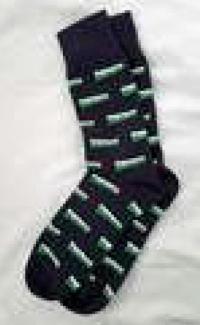 Socks:  SBCC Socks
